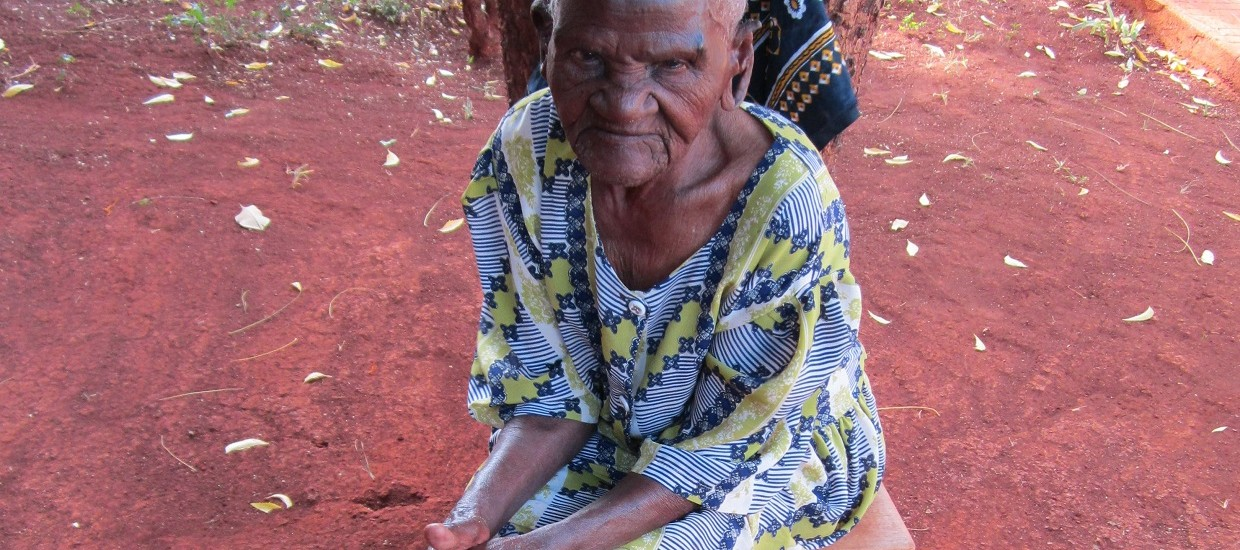 Sagana (Kenya): A Physiotherapy Clinic for Elderly Women