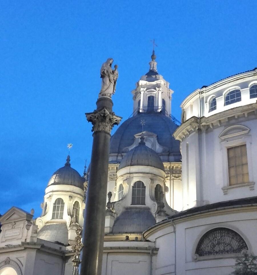 Consolata Shrine in Turin